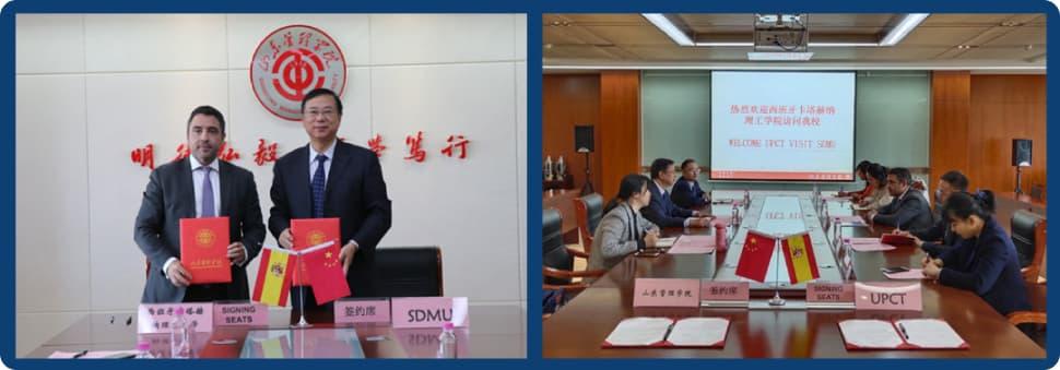 Jose Carlos Soto Acuerdo China